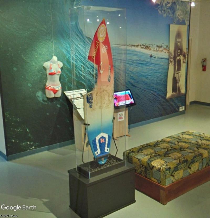 STREET VIEW : les musées en visite virtuelle - Page 9 Surf910