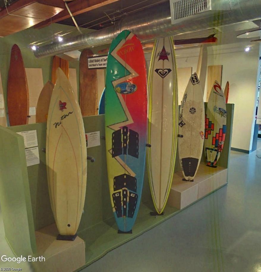 STREET VIEW : les musées en visite virtuelle - Page 9 Surf9h10