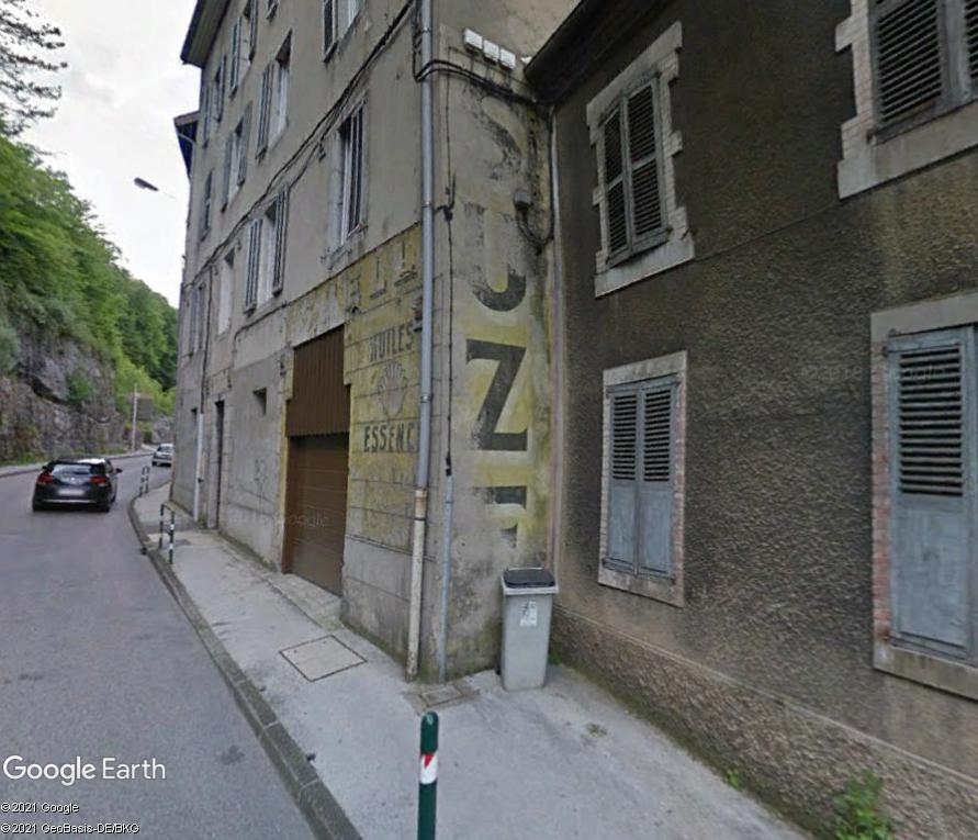 STREET VIEW : Vieilles publicités murales - Page 24 Suze_s10