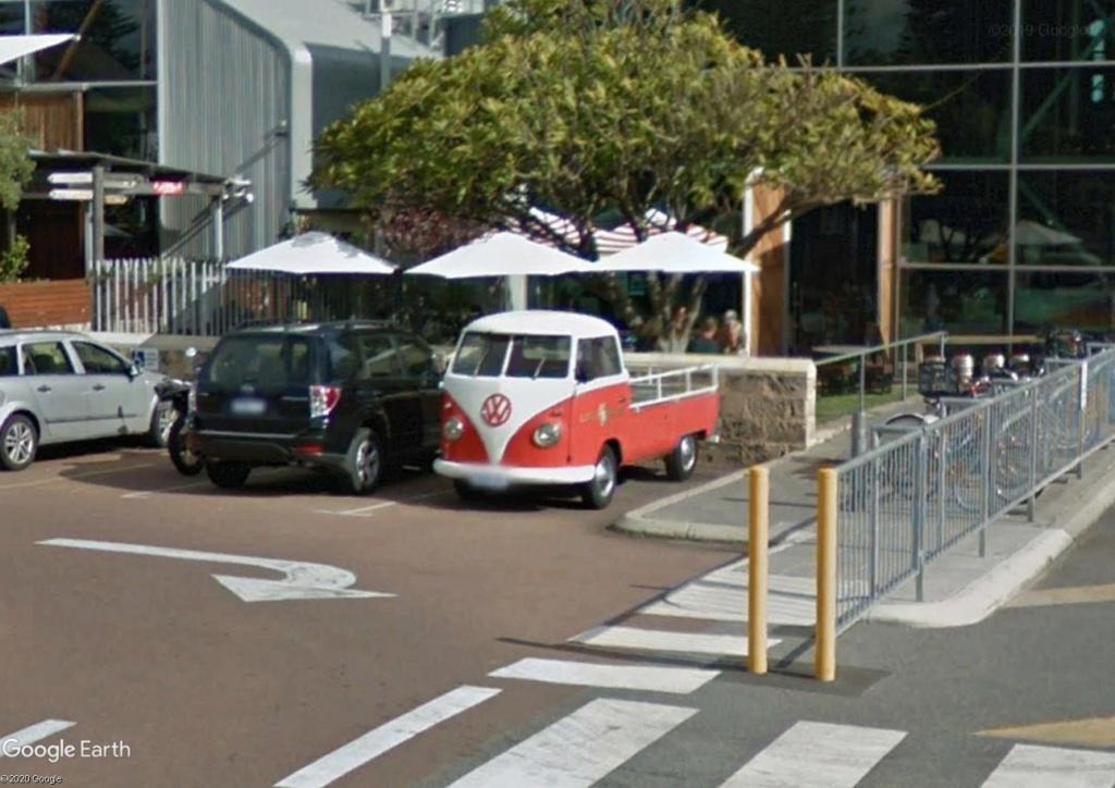 Les recherches automobiles de Zanza : Volkswagen T1 Split - Page 3 T110
