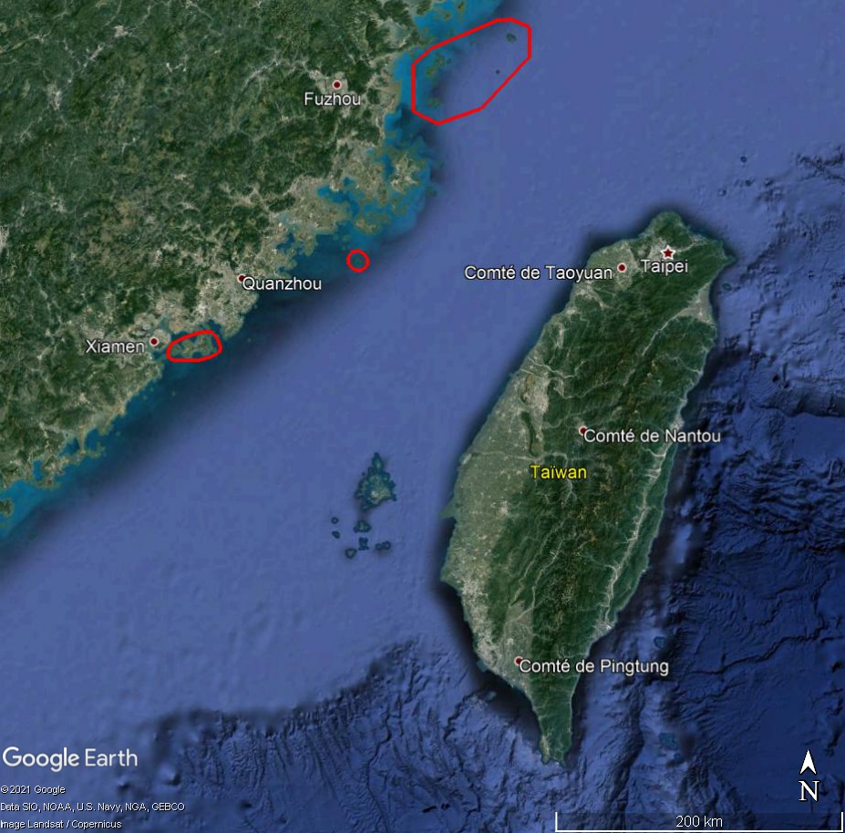 Les îles de Taïwan  Taiwan14