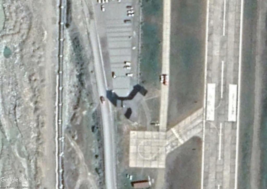 Aéroport de la Reine Tamar - Mestia - Géorgie Tam10