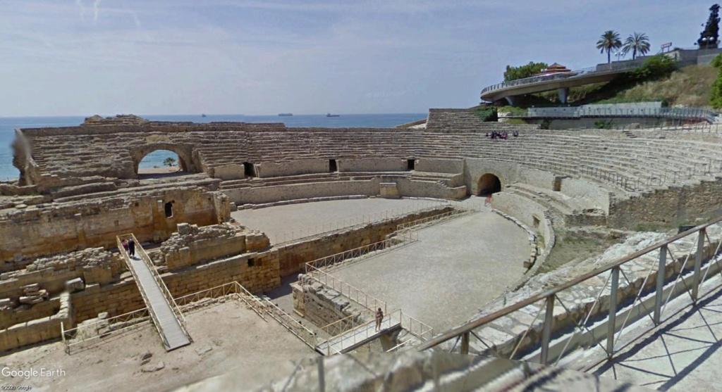 """Amphithéâtres romains : """"du pain et des jeux"""" - Page 2 Tartr214"""