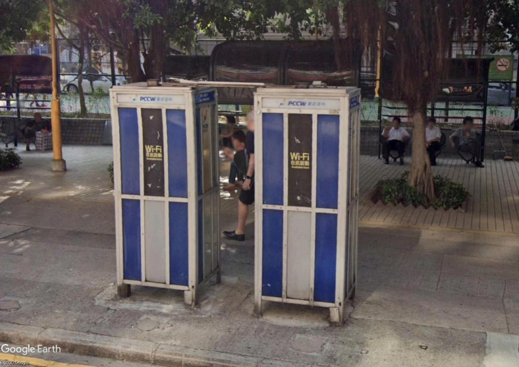 STREET VIEW : Les cabines téléphoniques - Page 3 Tel110