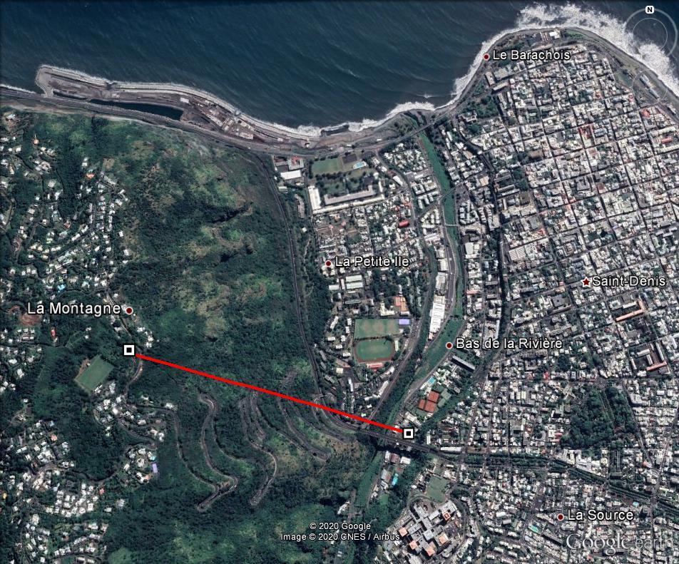 [Bientôt visible sur Google Earth] - Téléphérique Bellepierre/La Montagne, la Réunion Teleph10