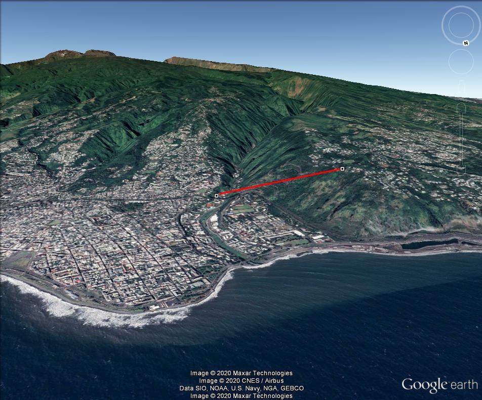 [Bientôt visible sur Google Earth] - Téléphérique Bellepierre/La Montagne, la Réunion Teleph11