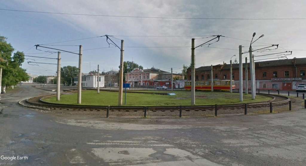 STREET VIEW : les tramways en action - Page 6 Termio10
