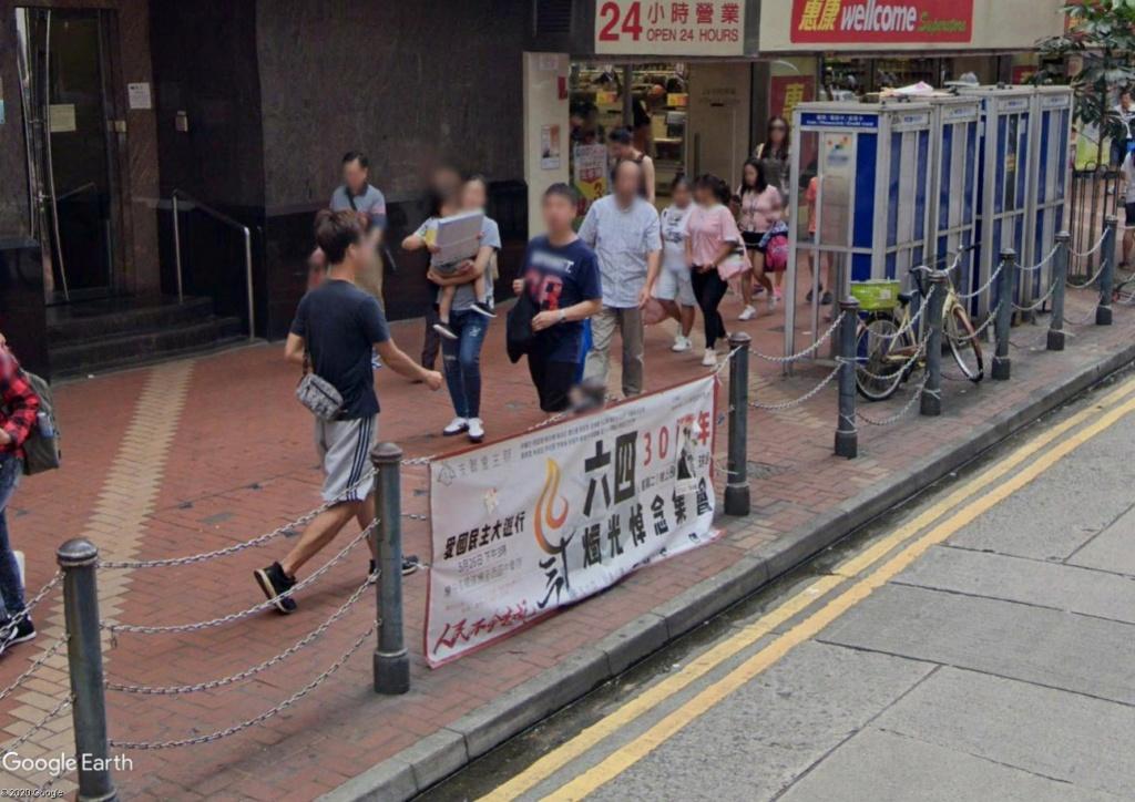 """Hong Kong à l'heure de la """"normalisation"""" : un voyage en images - Page 2 Tian210"""