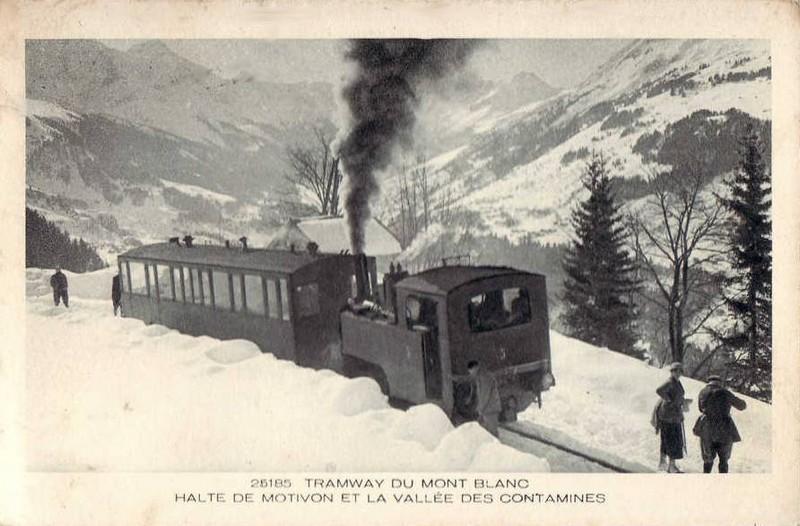 Le Tramway du Mont-Blanc : à l'assaut de la haute montagne Tmb-210