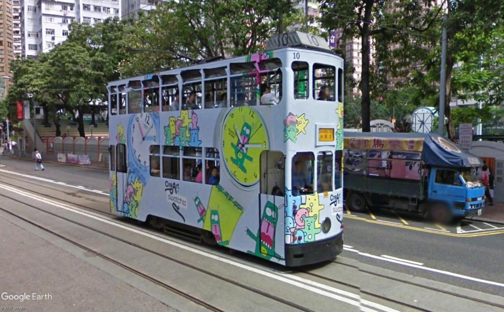 """Hong Kong à l'heure de la """"normalisation"""" : un voyage en images - Page 6 Tram10"""