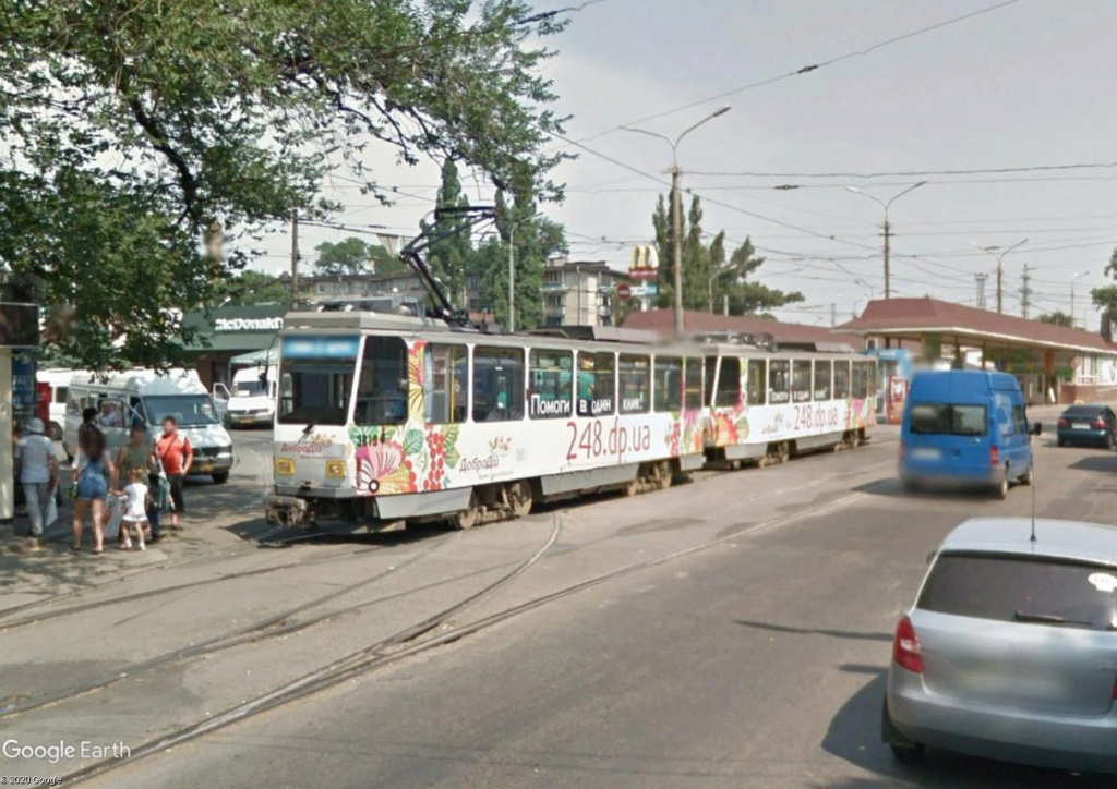 STREET VIEW : les tramways en action - Page 5 Tramw210