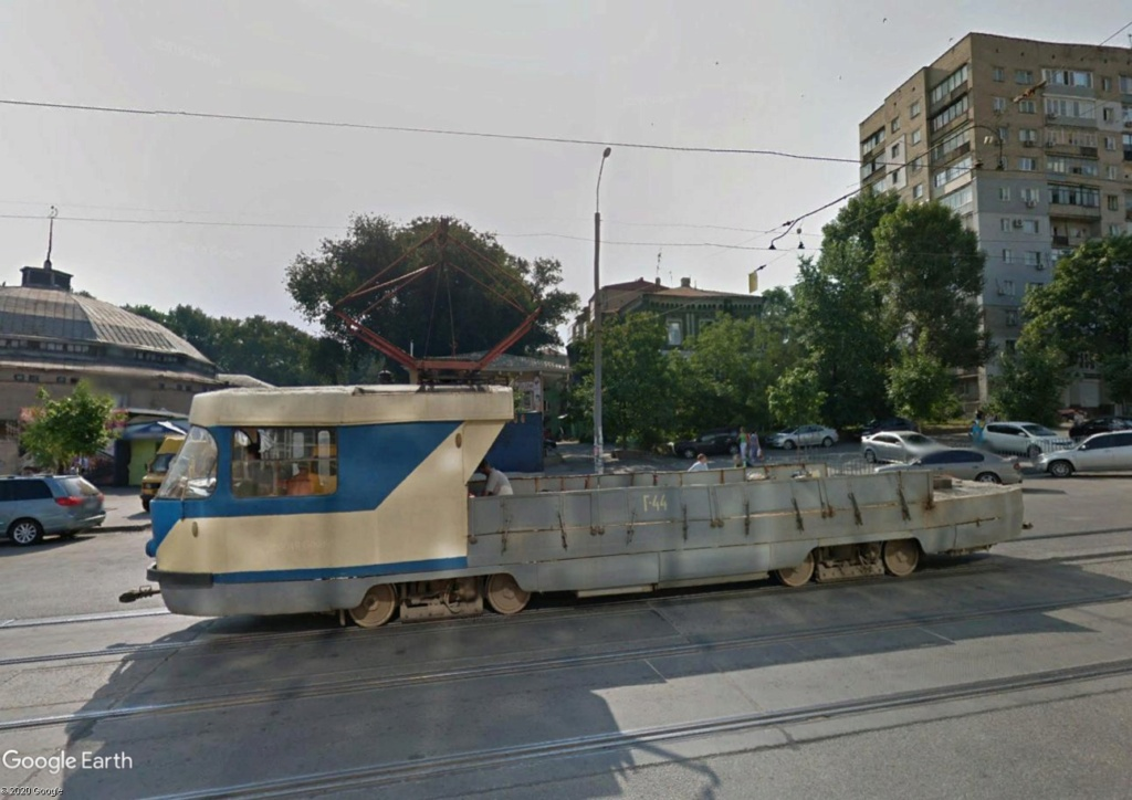 STREET VIEW : les tramways en action - Page 5 Tramw410