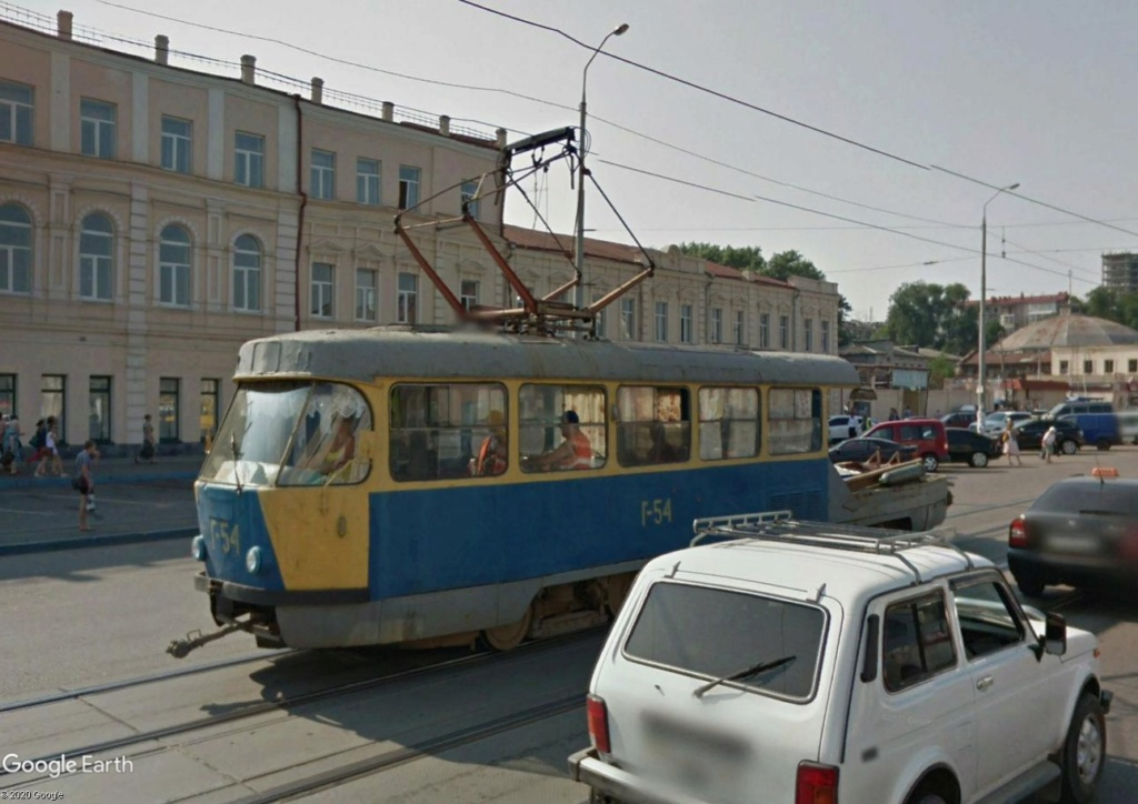 STREET VIEW : les tramways en action - Page 5 Tramw510