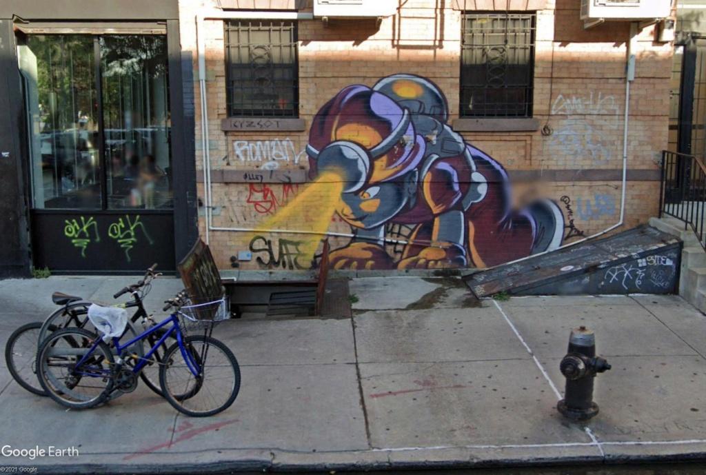 The Bushwick Collective : spot de street art à Brooklyn Tresor10