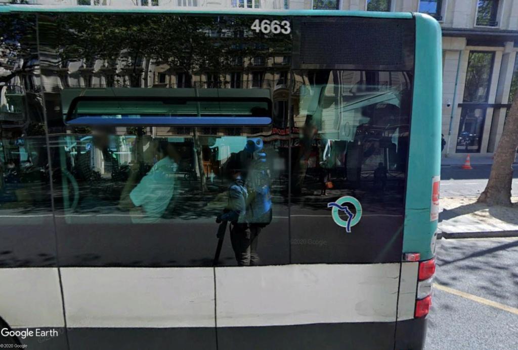 STREET VIEW : reflets de Google-Car Trotin10