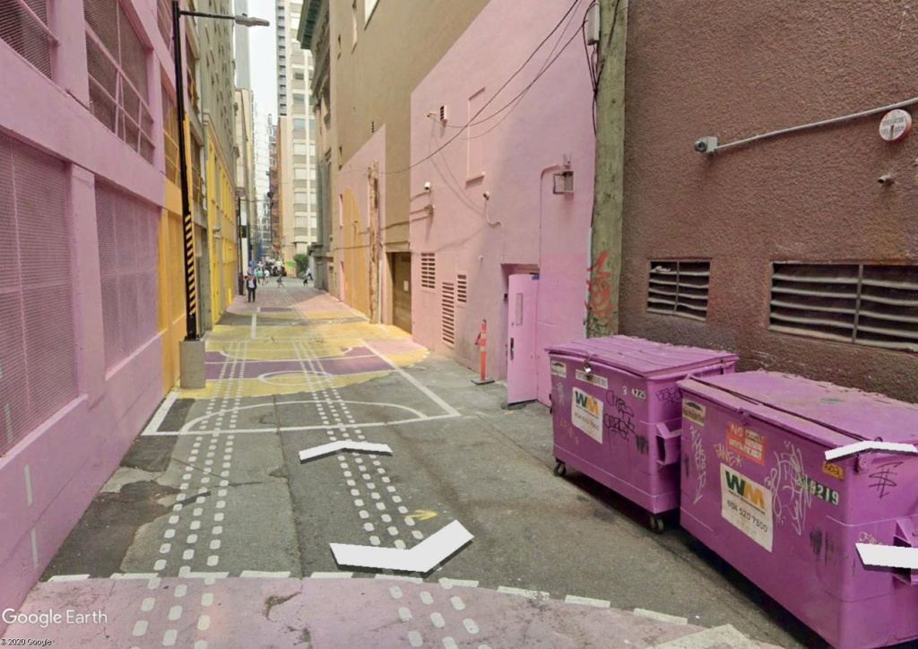 Rues peintes  Vanc210