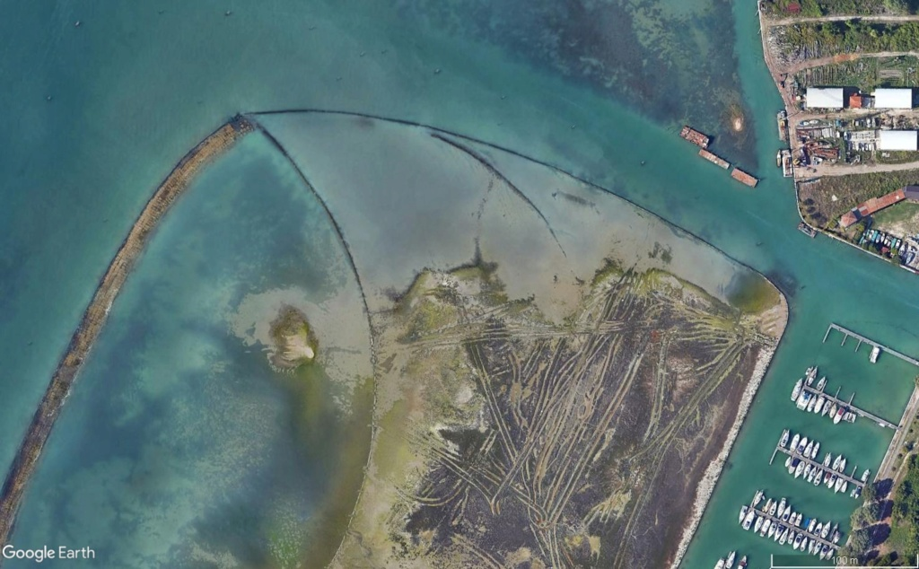 VENISE : ensablement naturel ou création d'un polder ? Venise11
