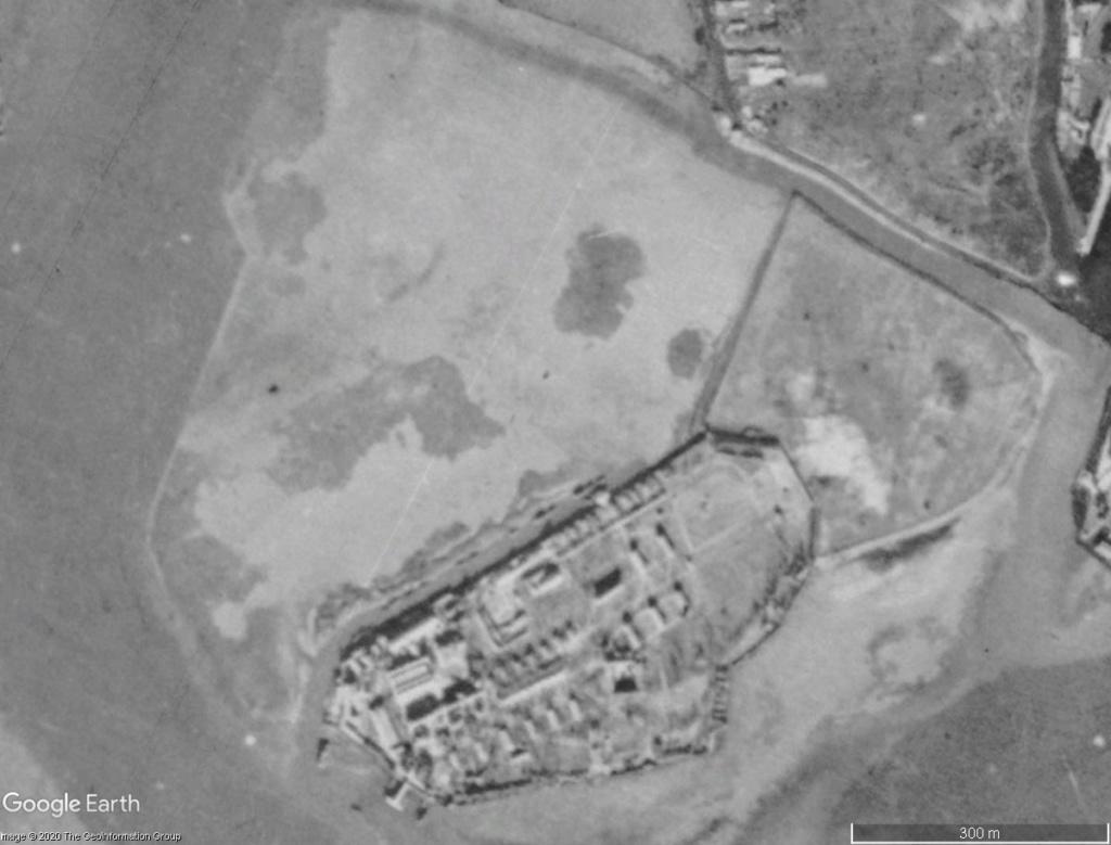 VENISE : ensablement naturel ou création d'un polder ? Venise14