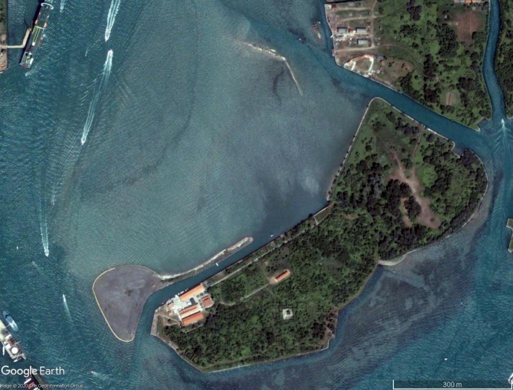VENISE : ensablement naturel ou création d'un polder ? Venise15