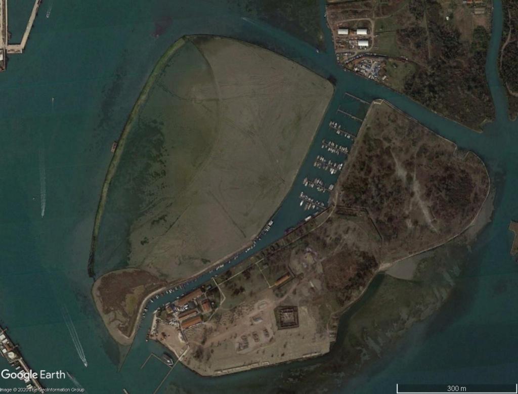 VENISE : ensablement naturel ou création d'un polder ? Venise19