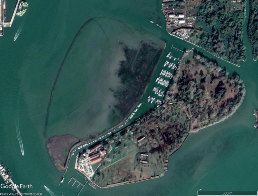 VENISE : ensablement naturel ou création d'un polder ? Venise20