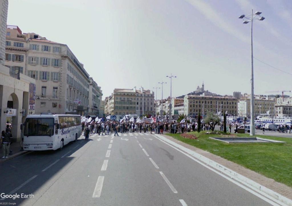 """STREET VIEW: les manifestations dans le Monde vues de la caméra des """"Google Cars"""" - Page 4 Vieuxp10"""