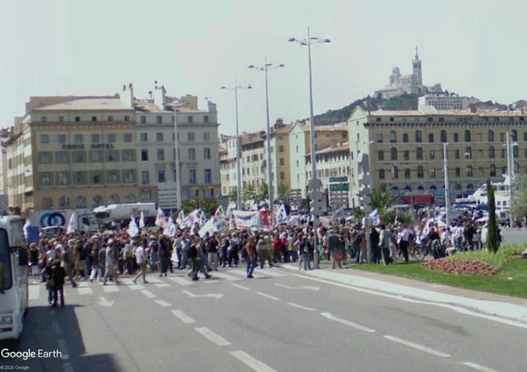 """STREET VIEW: les manifestations dans le Monde vues de la caméra des """"Google Cars"""" - Page 4 Vieuxp11"""