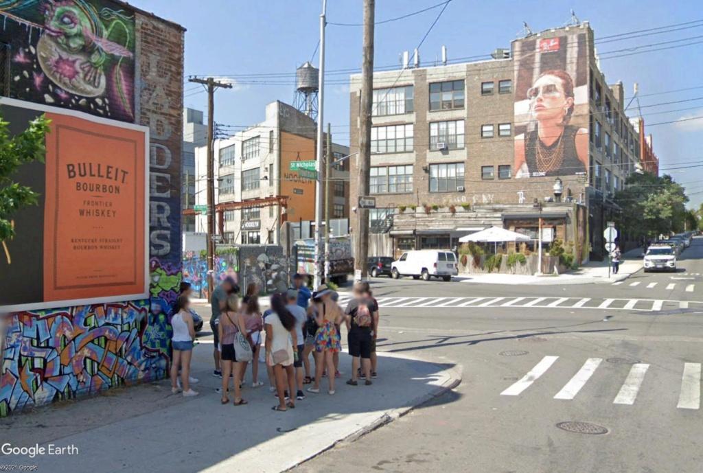 The Bushwick Collective : spot de street art à Brooklyn Visite10