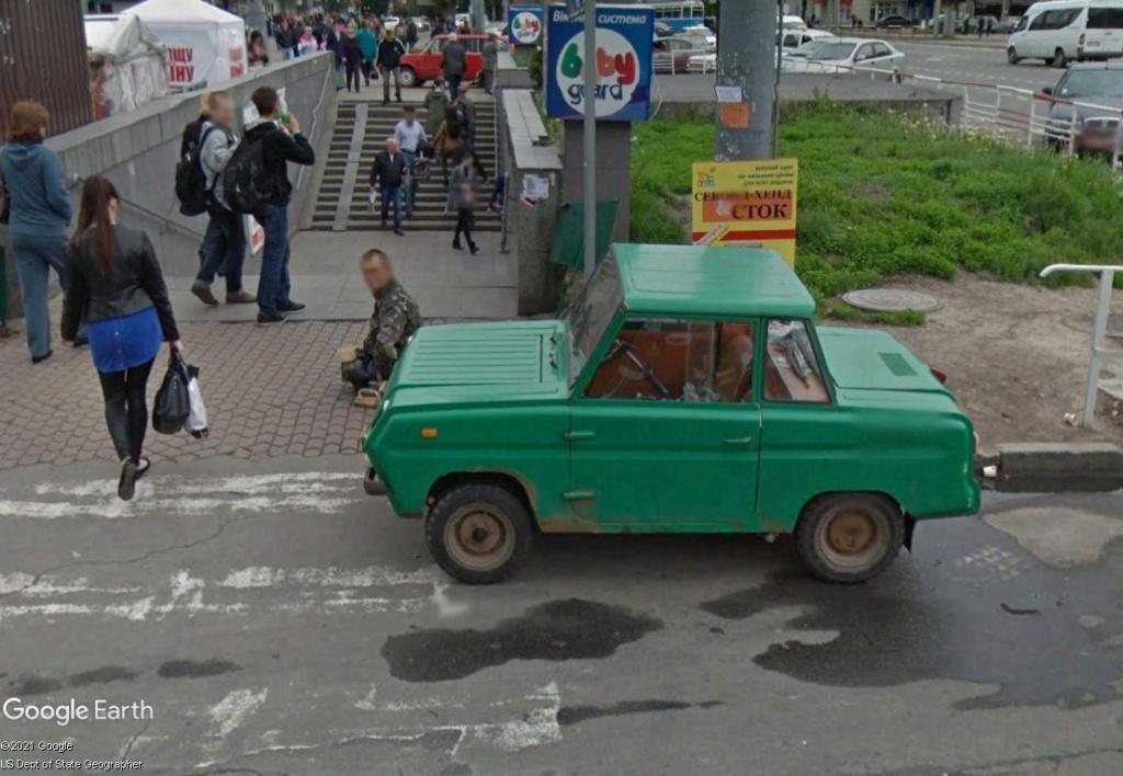 Voiture mystère en Ukraine Voitf10