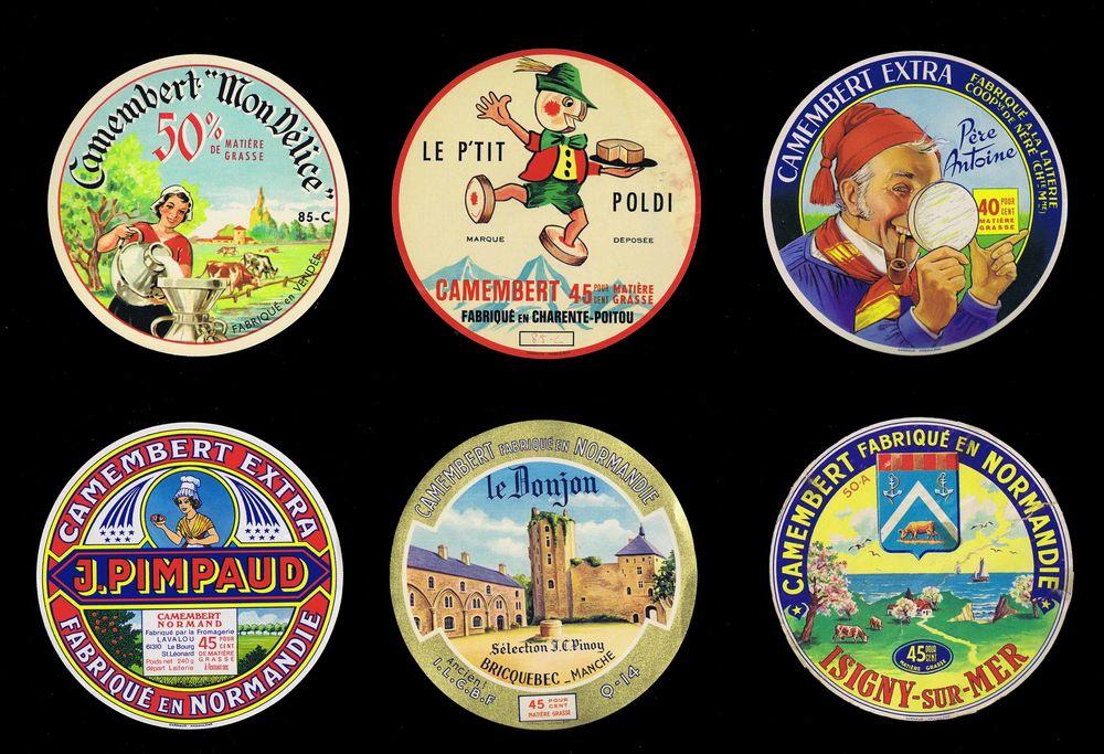 Les villages qui ont donné leur nom à un fromage (sujet touristique !) Wb156810