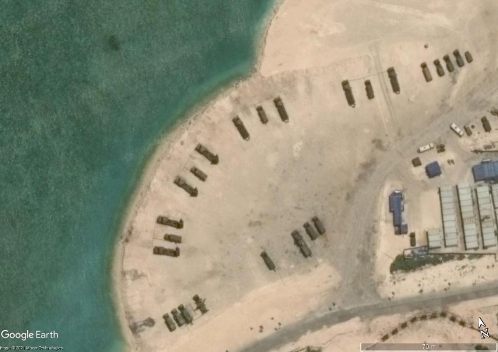 MER DE CHINE MERIDIONALE : la mainmise de la Chine... et le redécoupage des eaux territoriales Woody212