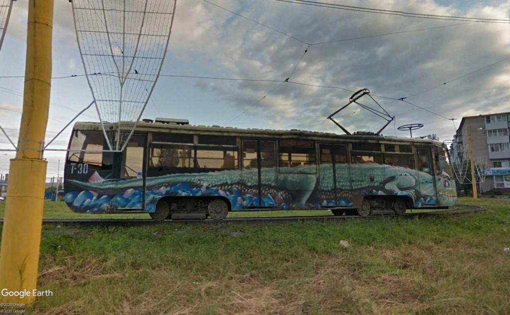 STREET VIEW : les tramways en action - Page 6 Zlat1213
