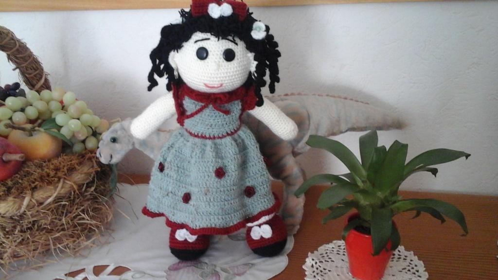 poupée au crochet Poupee14
