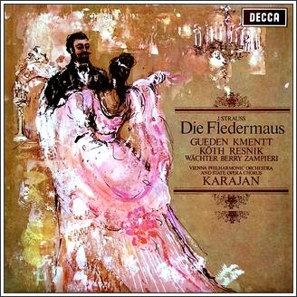Johann Strauss - Die Fledermaus (La Chauve-Souris) - Page 2 Karaja13