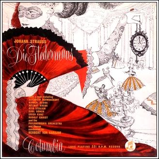 Johann Strauss - Die Fledermaus (La Chauve-Souris) - Page 2 Karaja14