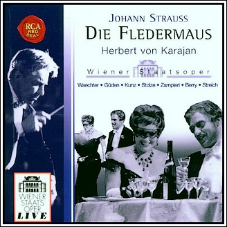 Johann Strauss - Die Fledermaus (La Chauve-Souris) - Page 2 Karaja15