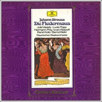 Johann Strauss - Die Fledermaus (La Chauve-Souris) - Page 2 Kleibe10