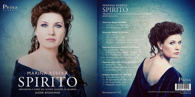 Marina Rebeka - Spirito (CD) Rebeka10