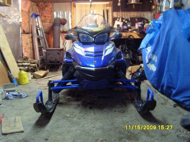 Marque de peinture bleu Yamaha pour accessoires... S7000011