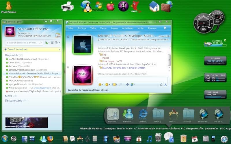 Microsoft Office Professional Plus 2010. [Español] Sin_ta13