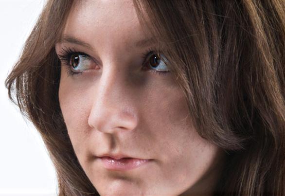 45 - Comment retoucher la peau d'un visage avec la technique de la séparation de fréquence ? Travai15