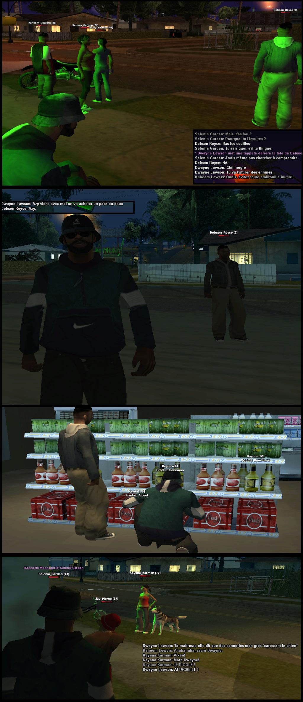 (PED) (GANG) Grove Street Mafia Crips - Page 12 Screen10