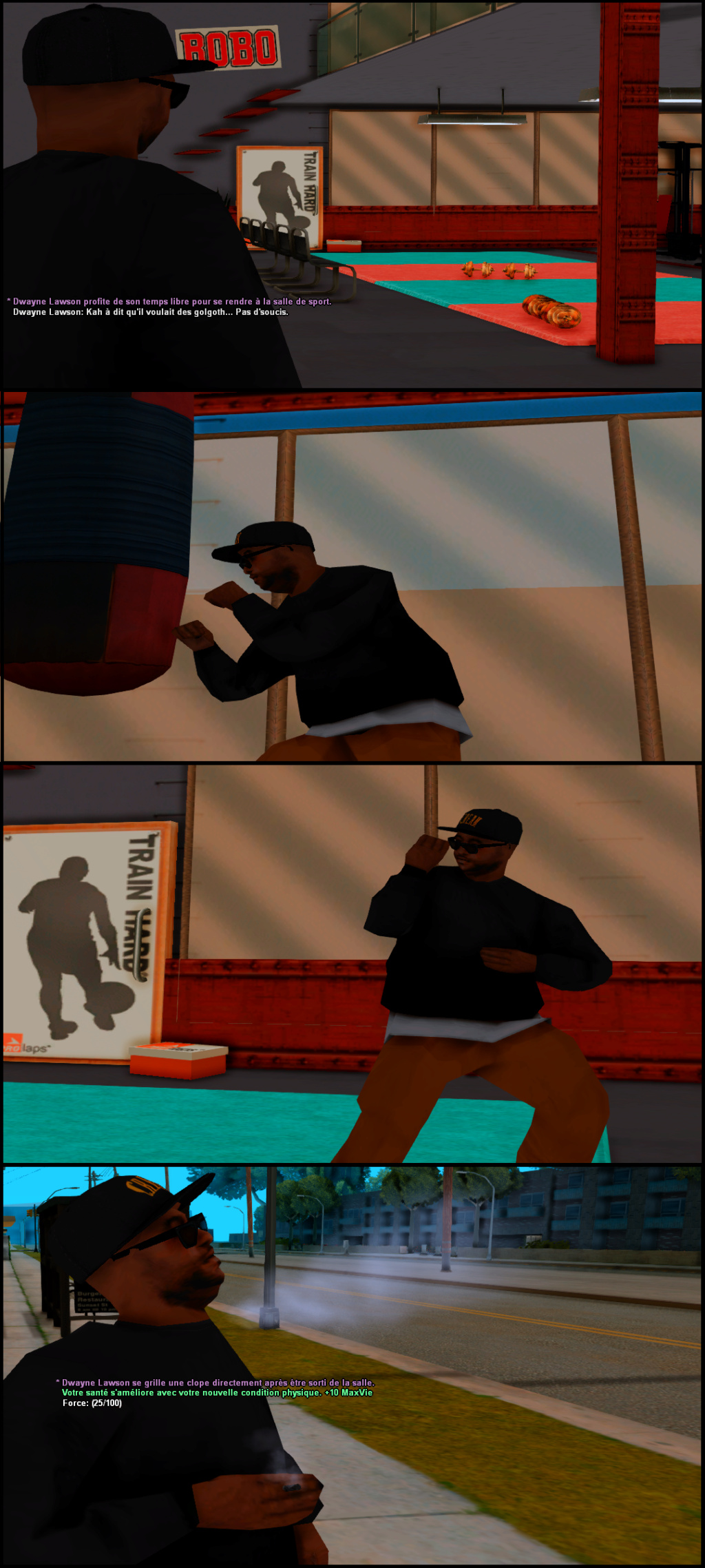 (PED) (GANG) Grove Street Mafia Crips - Page 13 Screen11