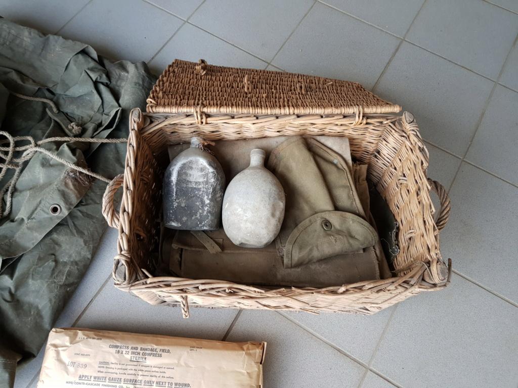 Une belle part de l'histoire de Bastogne encerclée... 20180911