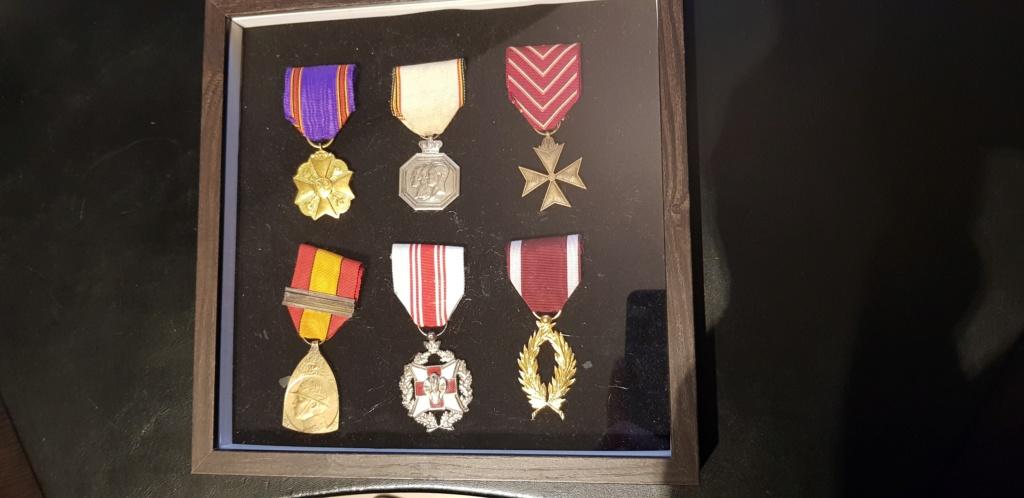 Médaille belge 20200110