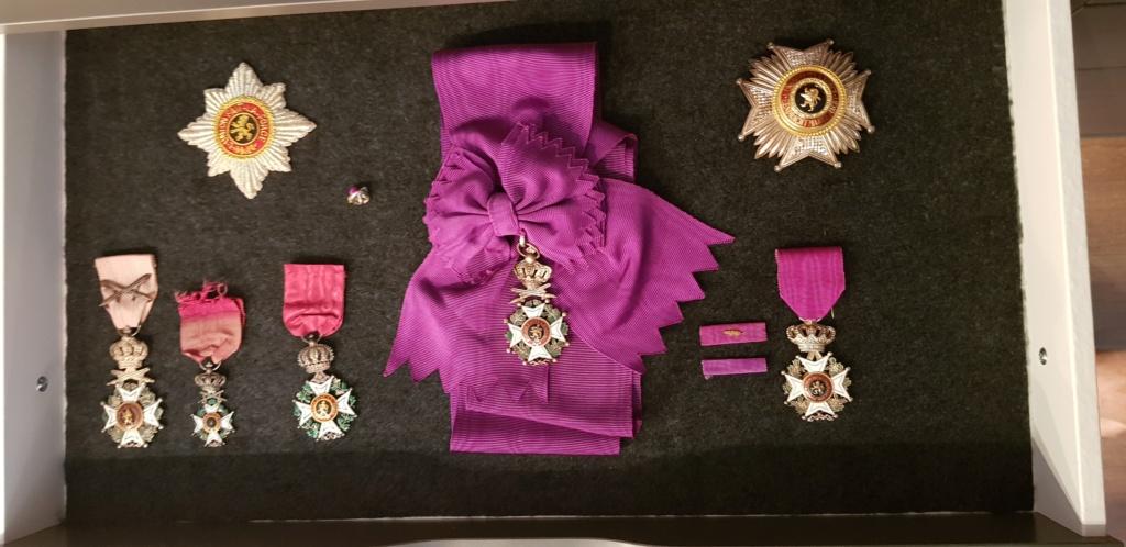 Ma collection de quelques médailles Belges... 20200710