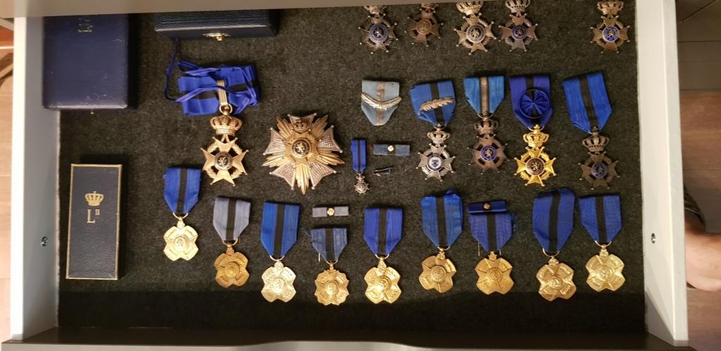 Ma collection de quelques médailles Belges... 20200711