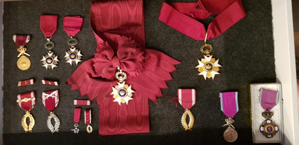 Ma collection de quelques médailles Belges... 20200712