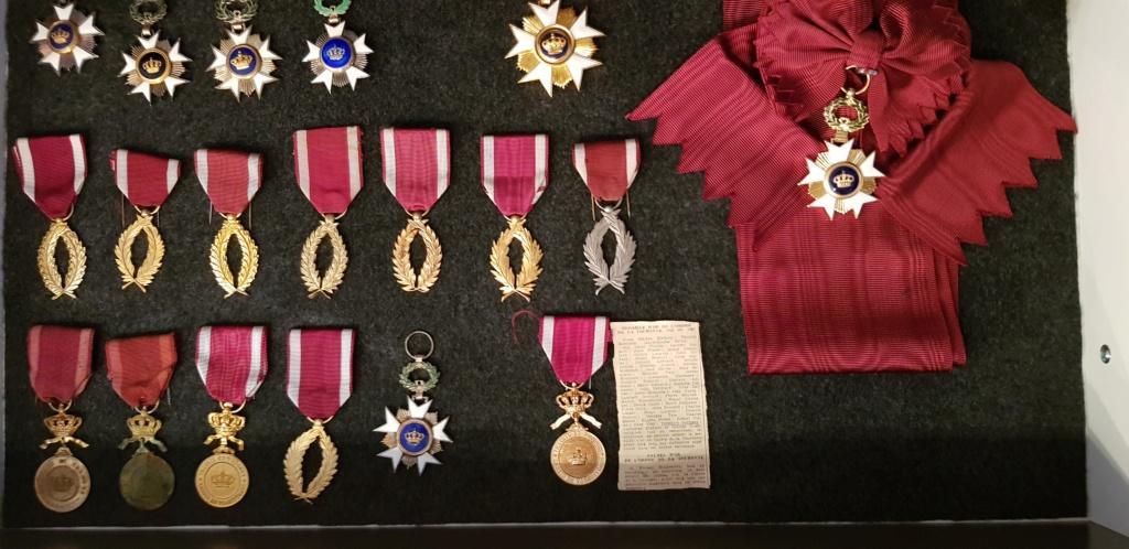 Ma collection de quelques médailles Belges... 20200714