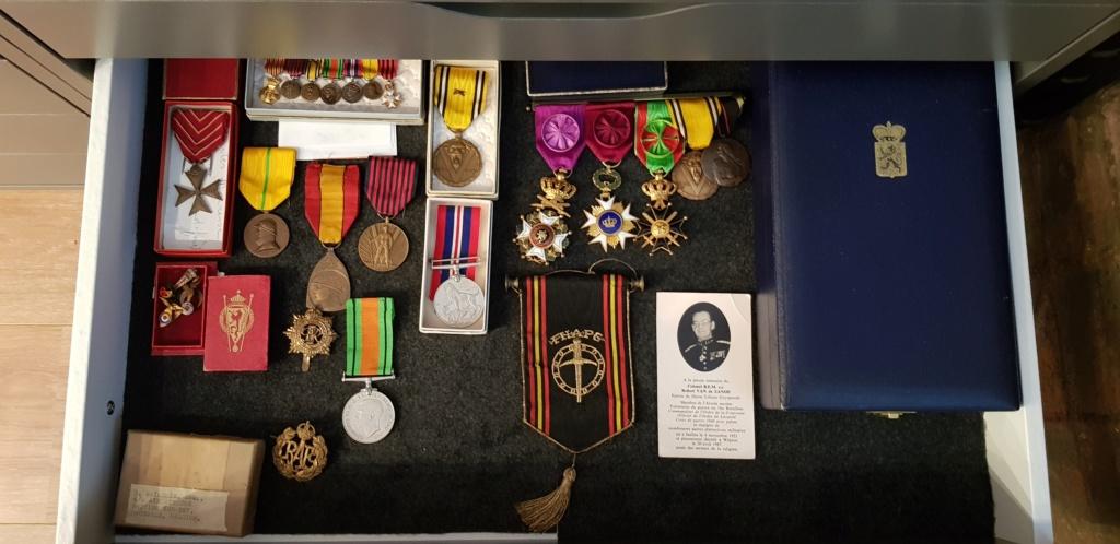 Ma collection de quelques médailles Belges... 20200716